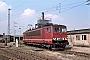 """LEW 17864 - DR """"250 174-0"""" 30.08.1985 - Waren (Müritz), BetriebswerkMichael Uhren"""