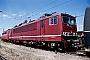 """LEW 17866 - DB AG """"155 176-1"""" 21.07.1996 - Mannheim, BetriebswerkErnst Lauer"""
