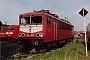 """LEW 17868 - Railion """"155 178-7"""" 14.09.2003 - Leipzig-Engelsdorf, BetriebswerkOliver Wadewitz"""
