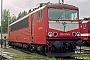 "LEW 17869 - DB AG ""155 179-5"" 25.08.1998 - Frankfurt (Oder), BetriebswerkStefan Sachs"