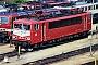 """LEW 17869 - DB AG """"155 179-5"""" 10.07.1994 - Mannheim, BetriebswerkErnst Lauer"""