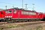 """LEW 17869 - Railion """"155 179-5"""" 13.09.2003 - Mannheim, BetriebswerkErnst Lauer"""