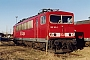 "LEW 17871 - DB Cargo ""155 181-1"" 23.03.2003 - Leipzig-Engelsdorf, BetriebswerkOliver Wadewitz"