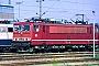 """LEW 17873 - DB AG """"155 183-7"""" 30.07.1995 - Mannheim, BetriebswerkErnst Lauer"""
