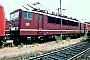 """LEW 17874 - DB Cargo """"155 184-5"""" 25.06.2000 - Mannheim, BetriebswerkErnst Lauer"""