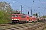 "LEW 17874 - DB Schenker ""155 184-5"" 28.04.2010 - Nuthetal-SaarmundIngo Wlodasch"