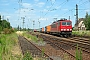 """LEW 17874 - Railion """"155 184-5"""" 26.06.2008 - Leipzig-SchönefeldTorsten Barth"""