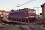 """LEW 17874 - DB Cargo """"155 184-5"""" 08.04.2000 - Frankfurt (Oder), Betriebswerk PersonenbahnhofHeiko Müller"""