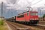 "LEW 17875 - Railion ""155 029-2"" 23.06.2007 - LeinefeldeIngo Wlodasch"