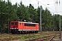 "LEW 17875 - DB Schenker ""155 029-2"" 15.07.2009 - Hosena, Bahnhof NordAndreas Görs"