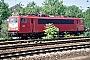 """LEW 17876 - DB AG """"155 186-0"""" 13.08.1997 - Mannheim, HauptbahnhofErnst Lauer"""