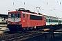 """LEW 17876 - DB AG """"155 186-0"""" 25.04.1997 - Naumburg (Saale)Henk Hartsuiker"""