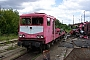 "LEW 17876 - DB Cargo ""155 186-0"" 04.07.2004 - Cottbus, ehem. WagenwerkPeter Wegner"
