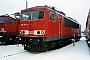 "LEW 17877 - DB Cargo ""155 187-8"" 26.12.2000 - Leipzig-Engelsdorf, BetriebswerkOliver Wadewitz"
