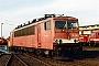 "LEW 17878 - DB Cargo ""155 188-6"" 21.04.2000 - Leipzig-Engelsdorf, BetriebswerkOliver Wadewitz"
