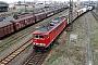 "LEW 17878 - DB Cargo ""155 188-6"" 16.04.2002 - Leipzig-Engelsdorf, RangierbahnhofOliver Wadewitz"