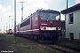 """LEW 17879 - DB AG """"155 189-4"""" 11.08.1997 - Pasewalk, BetriebswerkStefan Sachs"""