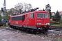 "LEW 17880 - Railion ""155 190-2"" 02.11.2006 - Vellmar-ObervellmarTom Radics"