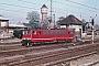 "LEW 17880 - DR ""250 190-6"" 31.10.1987 - Neustrelitz, HauptbahnhofMichael Uhren"