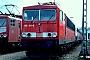 """LEW 17881 - DB Cargo """"155 191-0"""" 26.03.2000 - Mannheim, BetriebswerkErnst Lauer"""