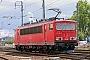 """LEW 17881 - DB Schenker """"155 191-0"""" 23.06.2015 - Mannheim, HauptbahnhofWolfram Wätzold"""