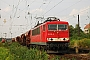 """LEW 17882 - Railion """"155 192-8"""" 26.07.2006 - Leipzig-SchönefeldOliver Wadewitz"""