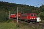 """LEW 17883 - DB Schenker """"155 228-0"""" 16.08.2009 - Fulda-LehnerzKostantin Koch"""