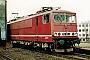 """LEW 17883 - DR """"155 193-6"""" 23.03.1992 - Dresden, HauptbahnhofWolfram Wätzold"""