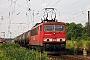 """LEW 17903 - Railion """"155 244-7"""" 26.07.2006 - Leipzig-SchönefeldOliver Wadewitz"""