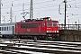 """LEW 17903 - DB Schenker """"155 244-7"""" 23.03.2013 - Halle (Saale), GüterbahnhofAndy Kunst"""