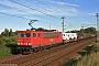 """LEW 17903 - DB Schenker """"155 244-7"""" 23.06.2009 - StralsundPaul Tabbert"""