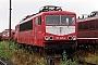 """LEW 17904 - DB Cargo """"155 245-4"""" 26.09.2002 - Cottbus, AusbesserungswerkOliver Wadewitz"""