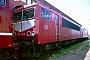 """LEW 17904 - DB AG """"155 245-4"""" 08.05.1998 - Mannheim, BetriebswerkErnst Lauer"""