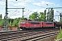 """LEW 17905 - DB Schenker """"155 246-2"""" 09.07.2012 - Dresden, Bahnhof Freiberger StraßeFelix Bochmann"""