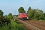 "LEW 17905 - DB Schenker ""155 246-2"" 08.06.2013 - Klingenberg, Ortsteil ColmnitzBenjamin Mühle"
