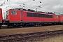"""LEW 17906 - Railion """"155 247-0"""" 01.02.2004 - Mannheim, RangierbahnhofErnst Lauer"""