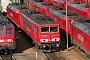 """LEW 17907 - Railion """"155 248-8"""" 24.10.2004 - Mannheim, BetriebswerkErnst Lauer"""