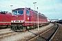 """LEW 17908 - DB AG """"155 249-6"""" 02.10.1994 - Mannheim, BetriebswerkErnst Lauer"""