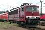 """LEW 17908 - DB Cargo """"155 249-6"""" 05.07.2003 - Mannheim, BetriebswerkErnst Lauer"""