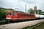 """LEW 17908 - DB Cargo """"155 249-6"""" 25.07.1999 - KrefeldLeon Schrijvers"""