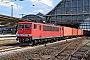 """LEW 17908 - DB Schenker """"155 249-6"""" 24.05.2011 - Bremen, HauptbahnhofJens Vollertsen"""