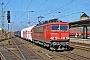 """LEW 18179 - DB Schenker """"155 194-4"""" 29.03.2011 - Bremen, HauptbahnhofJens Vollertsen"""