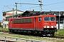 "LEW 18180 - Railion ""155 195-1"" 02.06.2008 - WismarAndreas Görs"