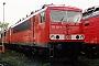 "LEW 18182 - DB Cargo ""155 197-7"" 23.07.2000 - Leipzig-Engelsdorf, BetriebswerkOliver Wadewitz"