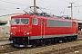 "LEW 18183 - DB Cargo ""155 198-5"" 07.11.2002 - Leipzig, HauptbahnhofOliver Wadewitz"