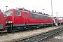 """LEW 18183 - DB Cargo """"155 198-5"""" 19.06.2003 - Mannheim, BetriebswerkErnst Lauer"""
