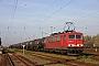"LEW 18183 - Railion ""155 198-5"" 29.10.2005 - Rostock-ToitenwinkelPeter Wegner"