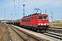 """LEW 18183 - DB Schenker """"155 198-5"""" 06.04.2009 - Rostock-SeehafenChristian Graetz"""