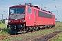 "LEW 18184 - DB AG ""155 199-3"" 01.09.1998 - Halle (Saale), Betriebswerk GStefan Sachs"