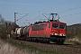 """LEW 18184 - DB Schenker """"155 199-3"""" 23.04.2010 - Fulda-BernhardsKostantin Koch"""